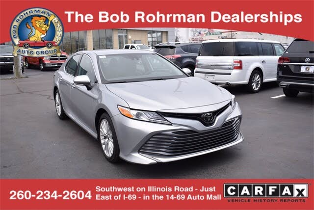 2020 Toyota Camry XLE FWD