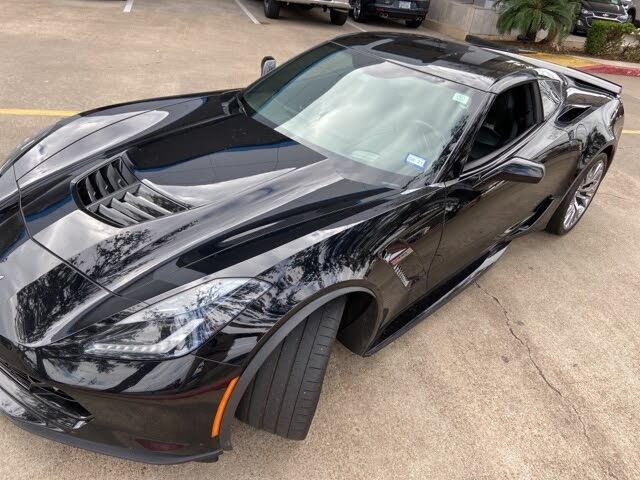 2018 Chevrolet Corvette Z06 3LZ Coupe RWD