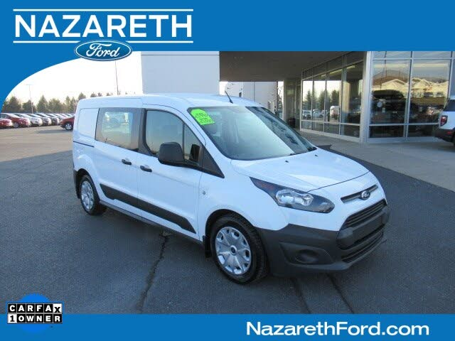 2016 Ford Transit Connect Cargo XL LWB FWD with Rear Liftgate