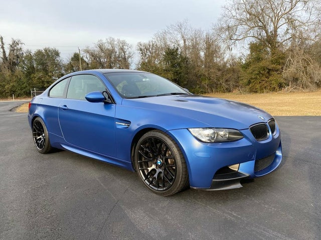 2013 BMW M3 Frozen Limited Edition Coupe RWD