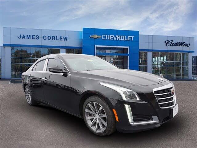 2016 Cadillac CTS 2.0T Luxury AWD