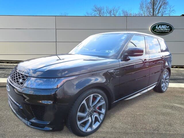 2018 Land Rover Range Rover Sport V6 HSE Dynamic 4WD