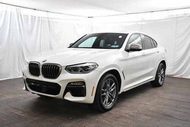 2019 BMW X4 M40i AWD