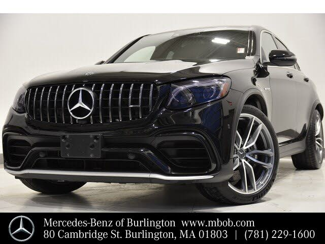 2018 Mercedes-Benz GLC-Class GLC AMG 63 4MATIC Coupe AWD