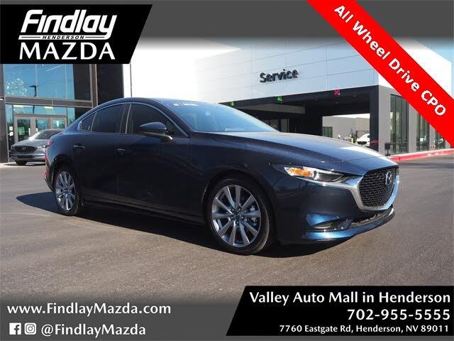 2019 Mazda MAZDA3 Select Sedan AWD