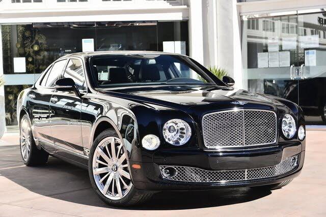 2015 Bentley Mulsanne RWD