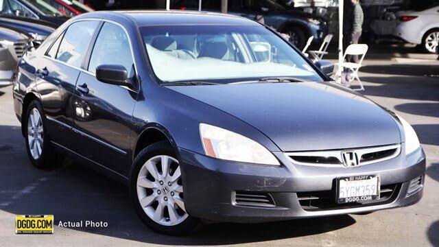 2007 Honda Accord SE V6