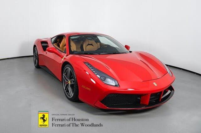2018 Ferrari 488 GTB Coupe RWD