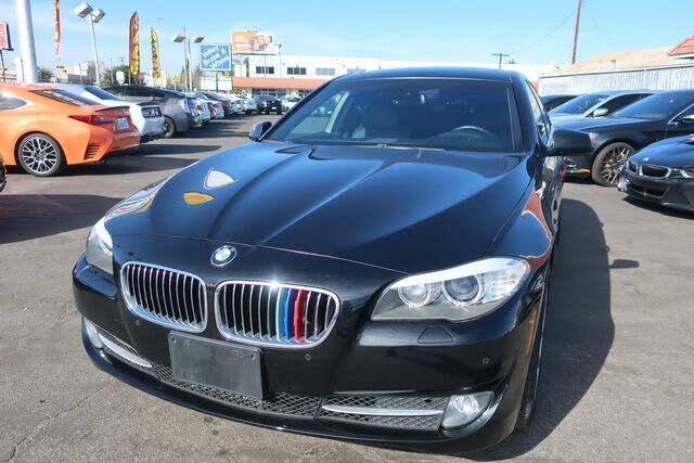 2012 BMW 5 Series 528i Sedan RWD