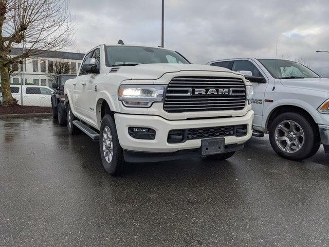 2019 RAM 3500 Laramie Crew Cab 4WD