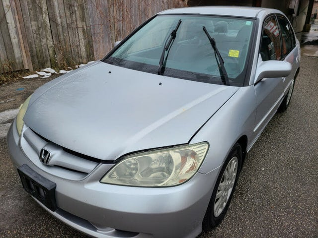 2004 Honda Civic LX