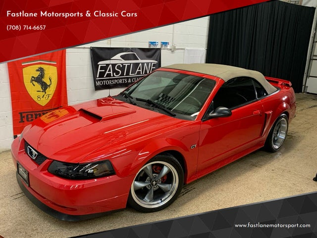 2003 Ford Mustang GT Premium Convertible RWD