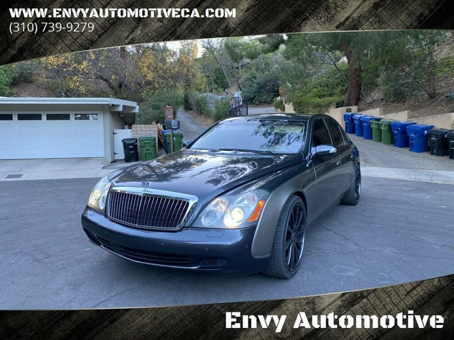 2004 Maybach 57 4 Dr Turbo Sedan