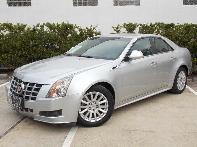 2013 Cadillac CTS 3.0L Luxury AWD