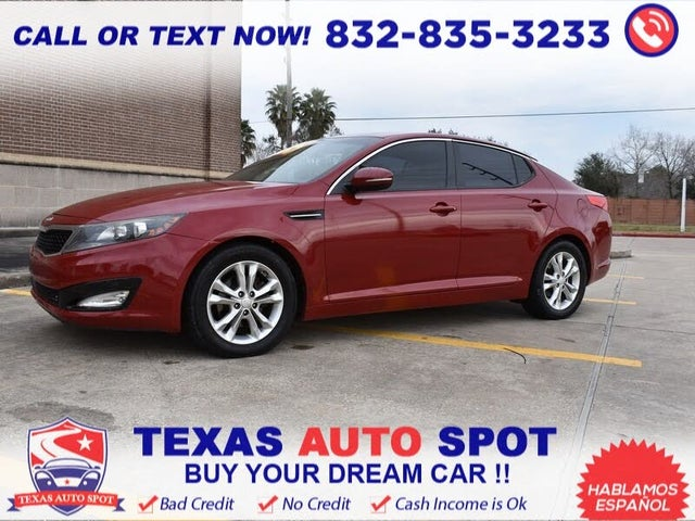 2012 Kia Optima EX