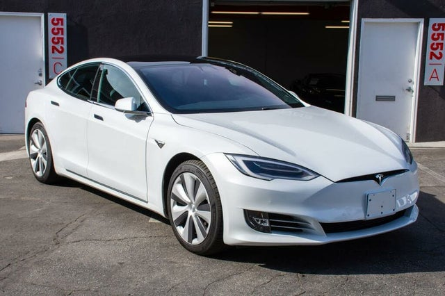 2020 Tesla Model S Performance AWD