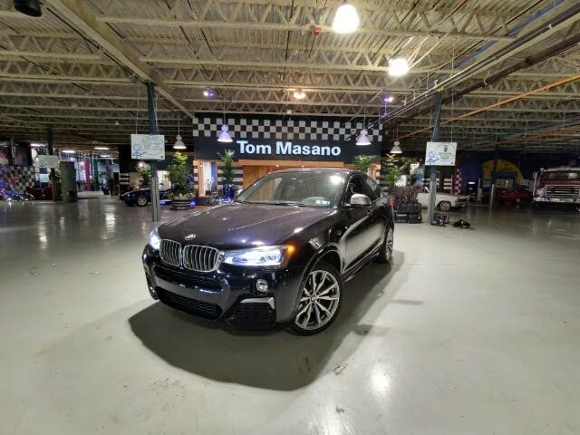2018 BMW X4 M40i AWD