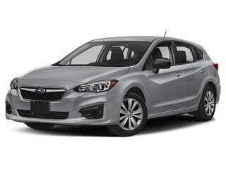 2019 Subaru Impreza 2.0i Touring Hatchback AWD