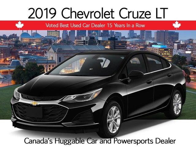2019 Chevrolet Cruze LS Sedan FWD