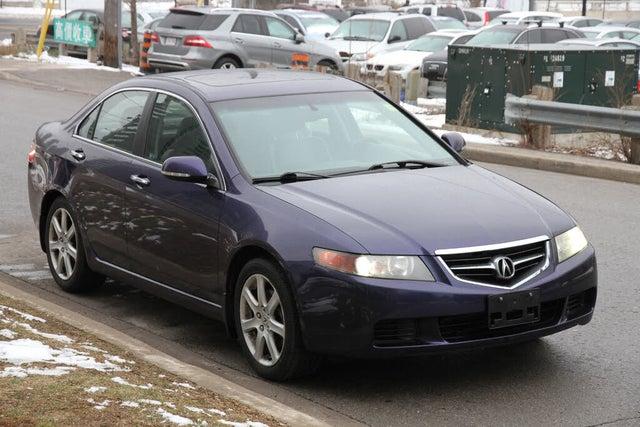 2004 Acura TSX Sedan FWD