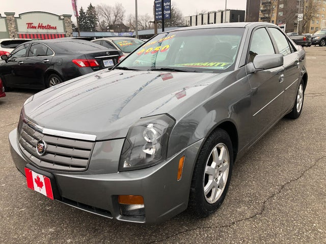 2005 Cadillac CTS 2.8L RWD