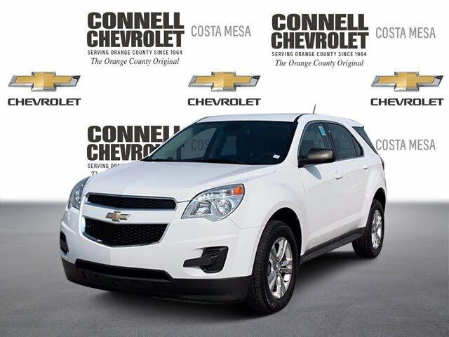 2015 Chevrolet Equinox LS FWD