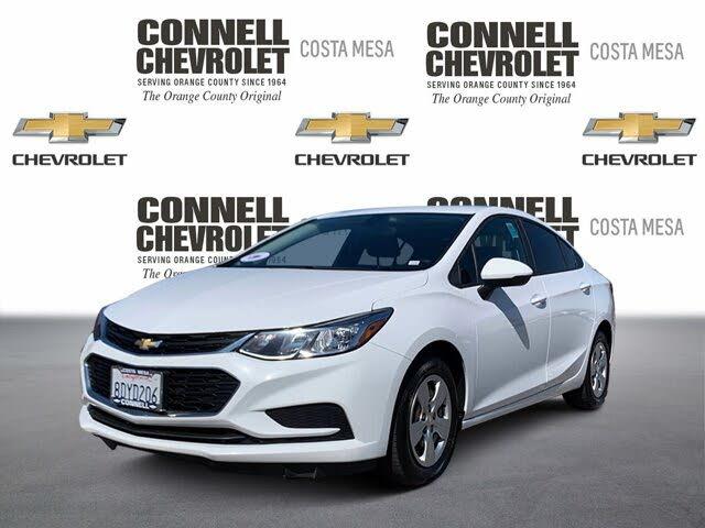 2018 Chevrolet Cruze LS Sedan FWD