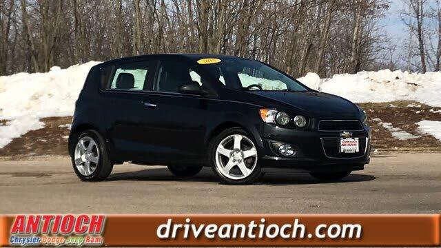 2015 Chevrolet Sonic LTZ Hatchback FWD