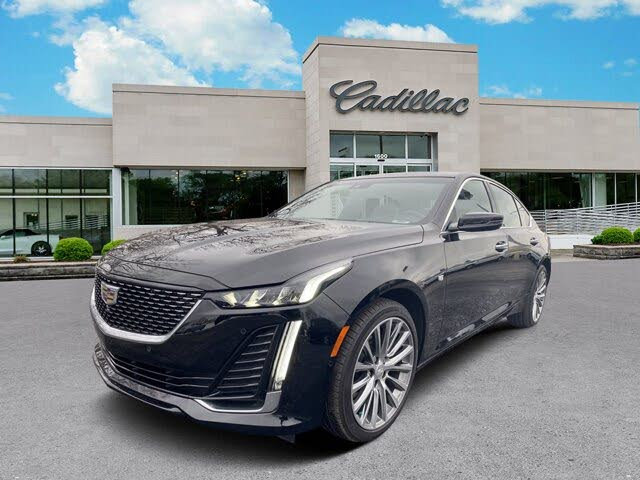 2020 Cadillac CT5 Premium Luxury Sedan AWD