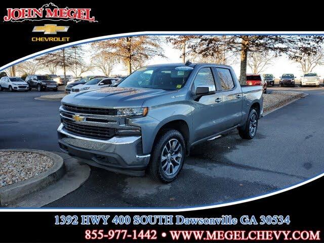 John Megel Chevrolet Llc Cars For Sale Dawsonville Ga Cargurus