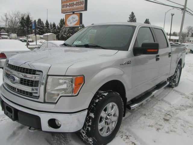 2013 Ford F-150 XTR SuperCrew 4WD