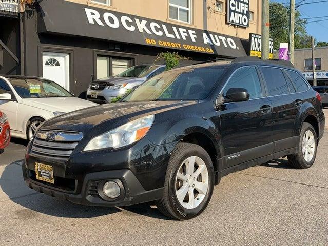 2013 Subaru Outback 2.5i Convenience