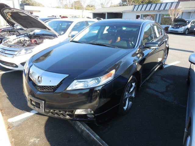 Used 2011 Acura Tl Sh Awd For Sale Right Now Cargurus
