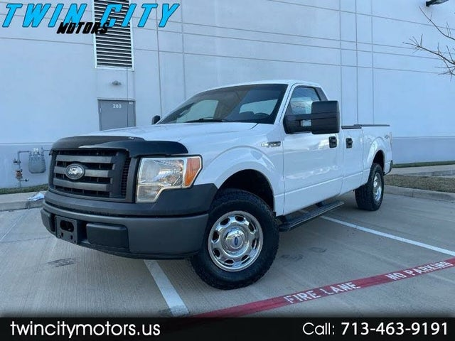 2011 Ford F-150 XL LB 4WD