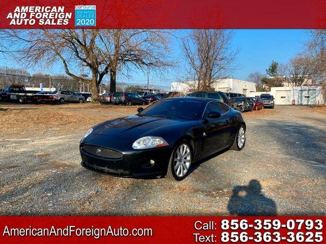 2009 Jaguar XK-Series XK Coupe RWD