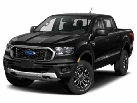 2019 Ford Ranger XL SuperCrew RWD