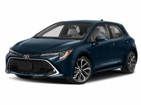 2021 Toyota Corolla Hatchback XSE FWD