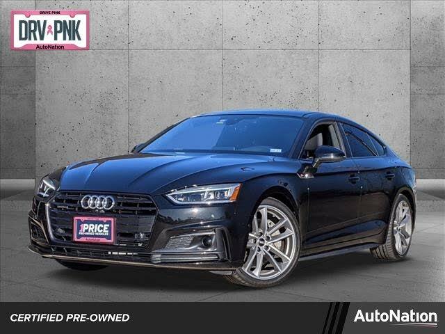 2019 Audi A5 Sportback 2.0T quattro Prestige AWD