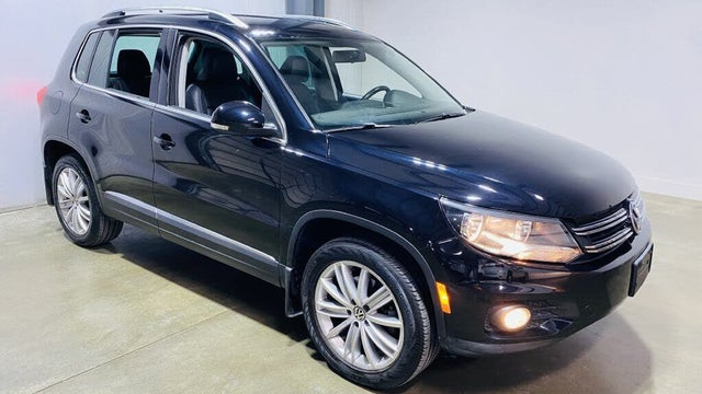 2014 Volkswagen Tiguan SE 4Motion with Appearance