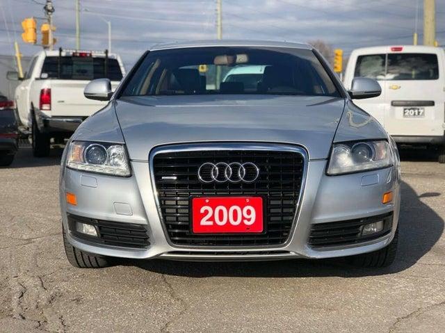 2009 Audi A6 3.0T quattro Premium Sedan AWD