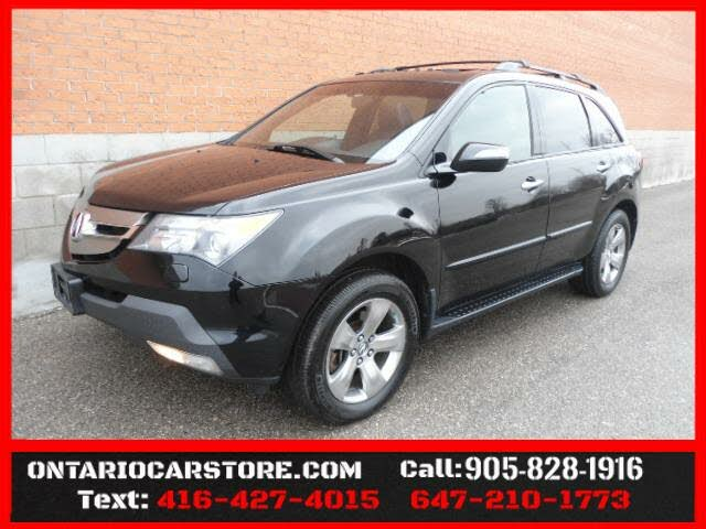 2007 Acura MDX SH-AWD with Elite Package