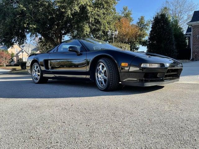 1992 Acura NSX RWD