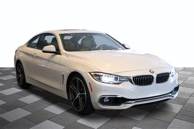 2018 BMW 4 Series 440i Coupe RWD