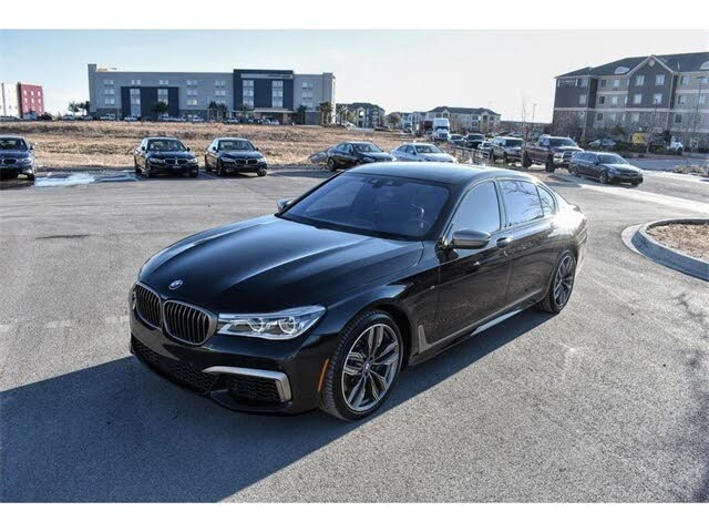 2018 BMW 7 Series M760i xDrive AWD