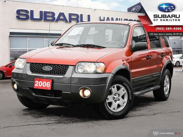 2006 Ford Escape XLT AWD