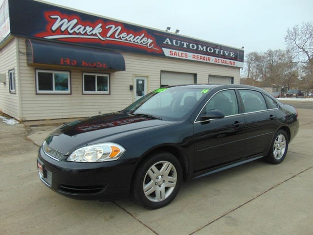 2014 Chevrolet Impala Limited LT FWD