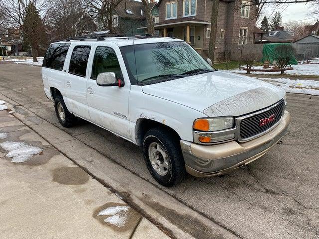 2002 GMC Yukon XL 1500 SLT 4WD