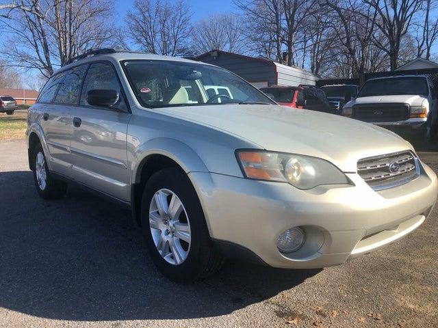 2005 Subaru Outback 2.5 i Wagon