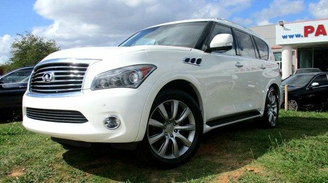 2013 INFINITI QX56 2013.5 4WD