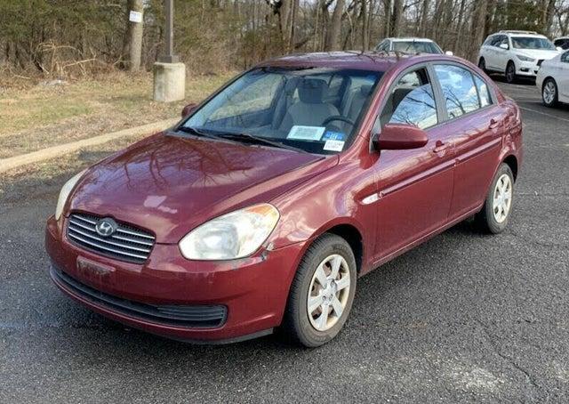 2007 Hyundai Accent GLS Sedan FWD